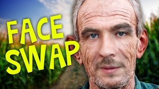 WHAT'S WRONG WITH MY FACE? | Face Swap