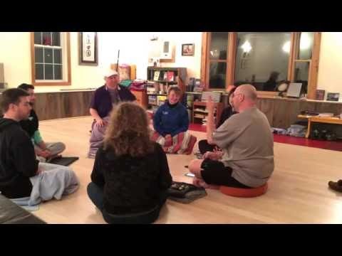 Meditation - Practice & Study Group - Class 16 - Feedback, Q&A