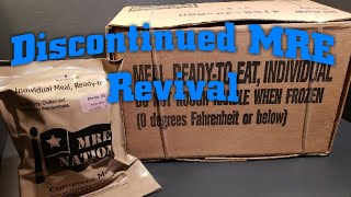 Classic MRE vs Re-made MRE 🔴 Oldsmokey Live Stream
