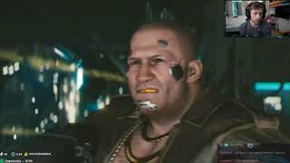 Streamers React To Cyberpunk 2077 Trailer LIVE Xbox E3 2018