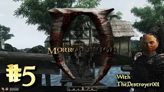 The Elder Scrolls: Morroblivion |#5| - The Special Delivery
