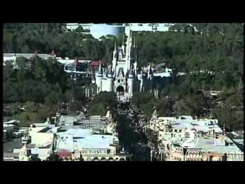 Buzz, Woody Protest Disney World Wages