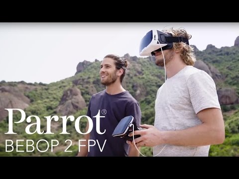 Parrot BEBOP 2 FPV - Official Video