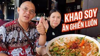 Food For Good #465: KHAO SOY Lào xứng danh phở riêu cua ngon nhất thế giới !