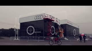 видео Автоспортивное шоу «MOSCOW CITY RACING 2013»