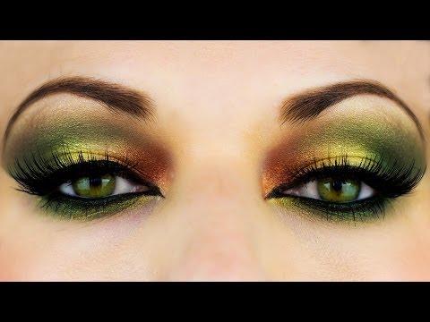 Arab Makeup Arabisch Schminken المكياج العربي Youtube