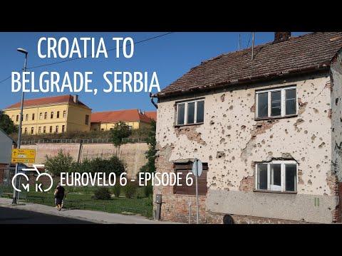 CYCLING THE DANUBE - Episode 6 | CROATIA TO BELGRADE