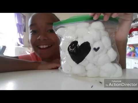 How to make a DIY bag squishy!
