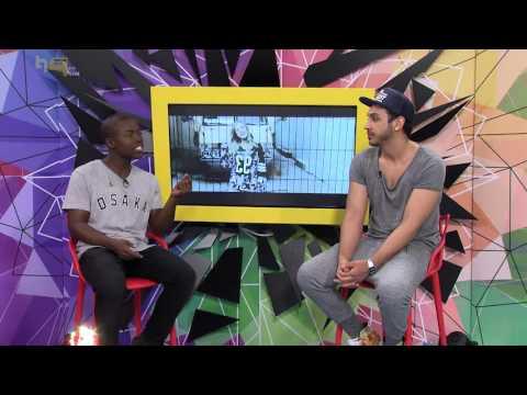 Ameen Harron Interview - Celebs on HN9