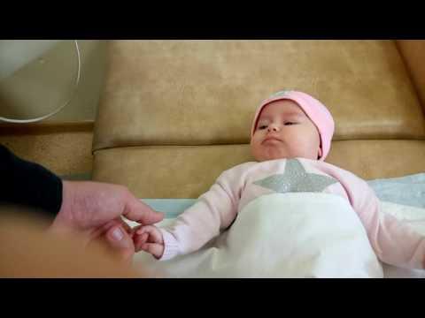 Ребенку 3 мес. Физиотерапия. Детская поликлиника Щербинка