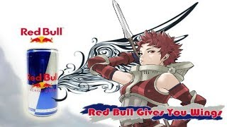 Fire Emblem: Awakening - Red Bull Gives You Wings