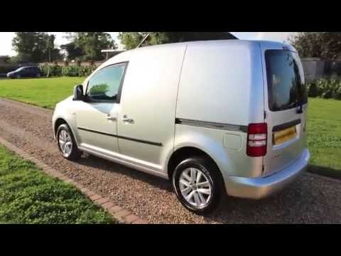 2014 VW Caddy highline silver for sale