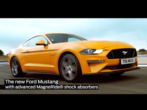 Ford Mustang MagneRide Shock Absorbers