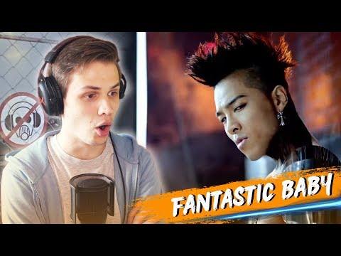 BIGBANG - FANTASTIC BABY (MV) РЕАКЦИЯ