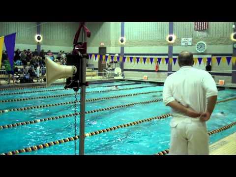 200 Medley Relay Ballston Spa Boys Swimming vs. Saratoga