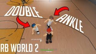 DOUBLE ANKLE BREAKER! [RB WORLD 2]