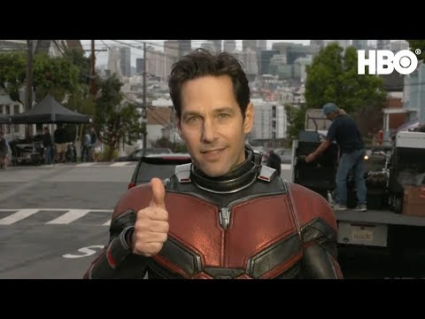 Paul Rudd Answers Viewer Questions  Night Of Too Many Stars  HBO