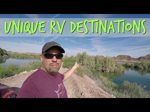 Unique RV Travel Destinations ~ Senators Wash North