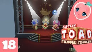 Peachyopie- Captain Toad: Treasure Tracker (part 18)
