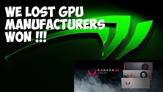 Nvidia and AMD dont care about YOU anymore !!! part 2