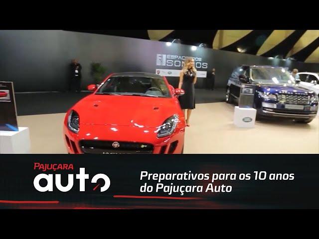 Confira os preparativos para comemoração dos 10 anos do Pajuçara Auto