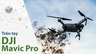 Tinhte.vn | Thử nghiệm máy bay gập DJI Mavic Pro
