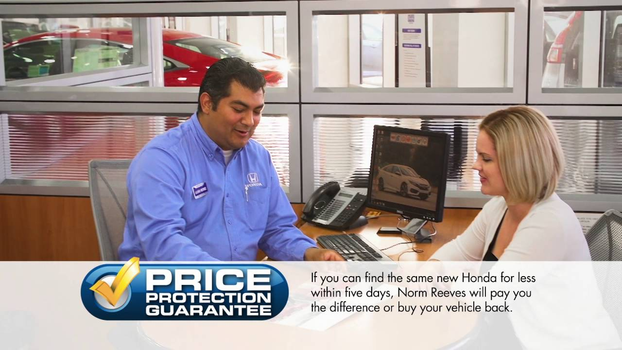 Norm Reeves Honda West Covina >> Norm Reeves Honda West Covina Clean Sweep