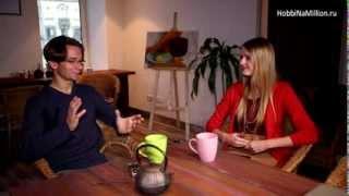 """Руслан Краснов во 2-ом выпуске """"Хобби На Миллион"""" """"Творческий бизнес"""""""