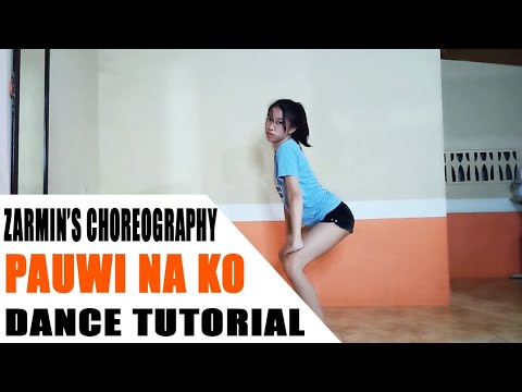 PAUWI NA KO Dance Tutorial | Rosa Leonero