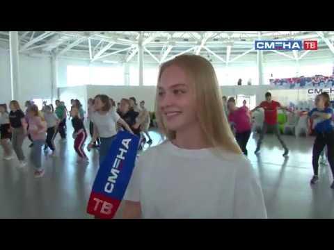 В Смене для участников «Большого школьного пикника» прошла встреча с Мартой Августинович