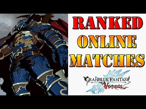 Granblue Fantasy Versus - Vaseraga BIG BOY online matches & early impressions