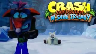 Crash Bandicoot N. Sane Trilogy OST - Bear It Music (Extended)