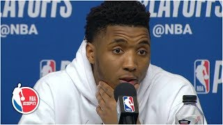 'We can control a lot of things that went wrong' - Donovan Mitchell | NBA on ESPN