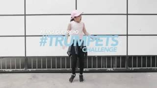 vuclip Trumpets Challenge | Niana Guerrero