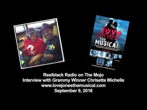 Reelblack Radio - Chrisette Michelle (Star of Love Jones: The Musical)