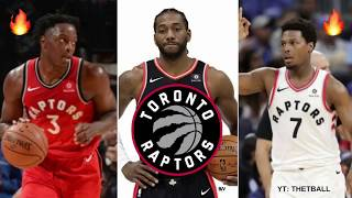 Previewing the Toronto Raptors 2018-19 NBA Season & Predictions! | Elite Team With Kawhi Leonard?