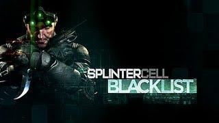 Splinter Cell: Blacklist - Gameplay #1 [HD German]