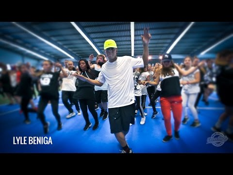 ★ Lyle Beniga ★ Summertime ★ Fair Play Dance Camp 2016 ★
