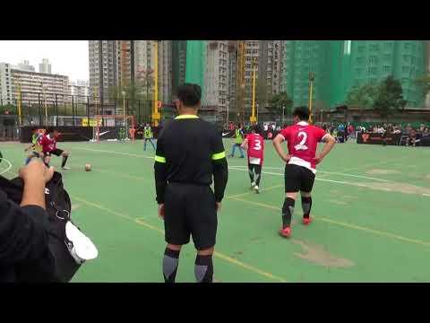 Nike 5 U14 Kitchee 06B vs Northern District(24/03/2018)