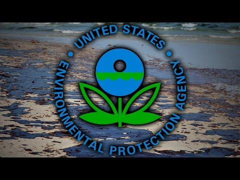 EPA Wants To Let Frackers Dump Unlimited Poison In Gulf of Mexico
