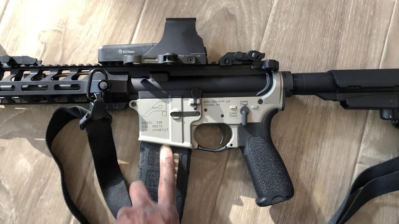 Ar15 pistol build complete