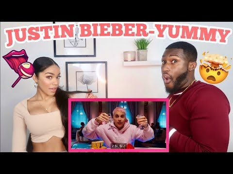 Justin Bieber - Yummy (Official Video) REACTION! 🍭