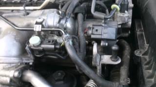 VW Passat 2.0 TDI CBAB Saugrohrklappe Funktioniert nicht beim Motorstart