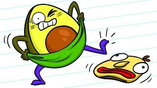 Baldi Is Vegetable - Cartoons