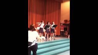 band flute