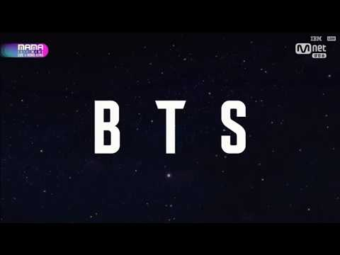 BTS (방탄소년단) - Intro + Not Today + DNA + Cypher 4 + MIC Drop(Steve Aoki Remix)@2017 MAMA In Hong Kong