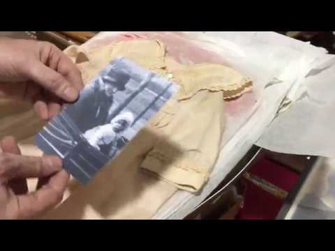 Princess Elizabeth's Baby Clothes Appear at Auction
