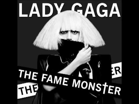 Lady Gaga  Bad Romance (Instrumental). HQ