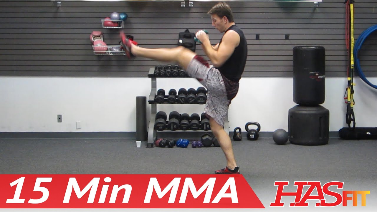 Ufc Training Mma Workout 15 Min Mma Training Conditioning Workouts