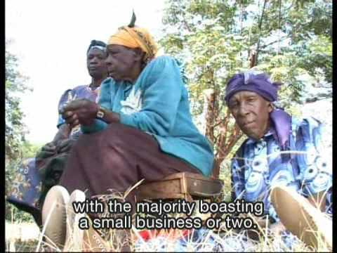 Micro-Credit for Kenyan Grannies